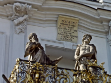 Kapelle - Balkon