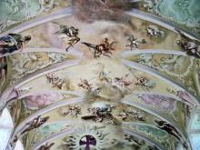 barocke Deckenmalerei