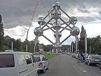 Restaurierung des Atomiums